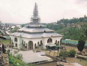 baba-reshi-shrine, gulmarg