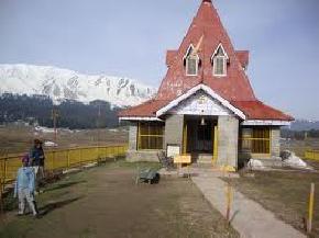 maharani-temple, gulmarg