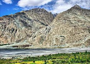 panamik, nubra-valley