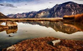 yarab-tso-lake, nubra-valley