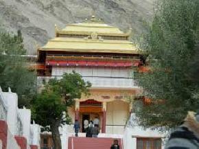 samstanling-monastery, nubra-valley