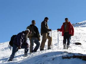 trekking-auli
