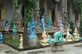 sculpture-museum, mahabalipuram