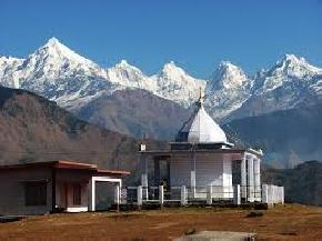 nanda-devi-temple, almora