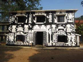 attractions-Kala-Bhavan-Santiniketan