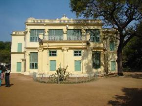 rabindra-bhavan, santiniketan