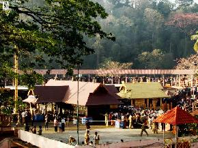 attractions--Sabarimala