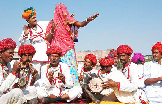 culture of Ranthambore