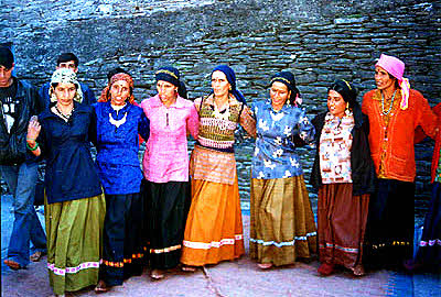 culture of Garhwal