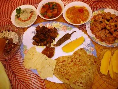 food of Lucknow