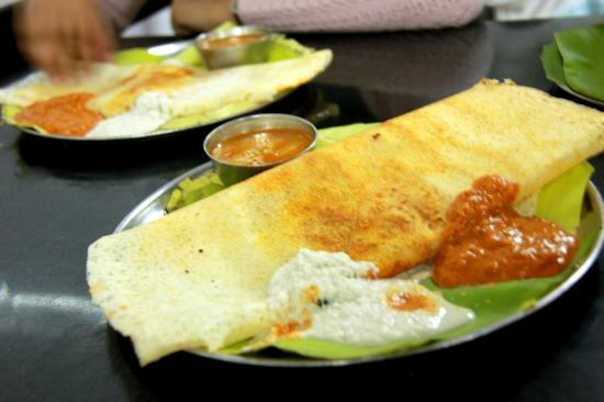 food of Munnar