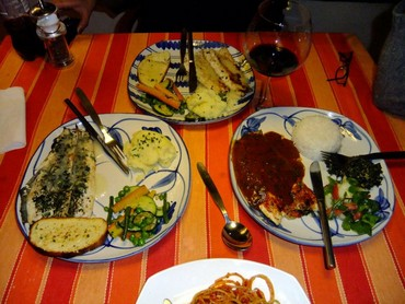 food of Manali