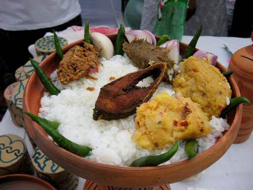 food of Bangladesh