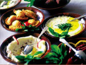 food of Egypt