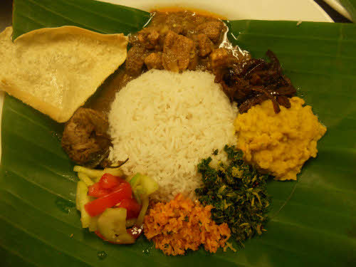 food of Sri Lanka