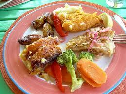food of Bahamas