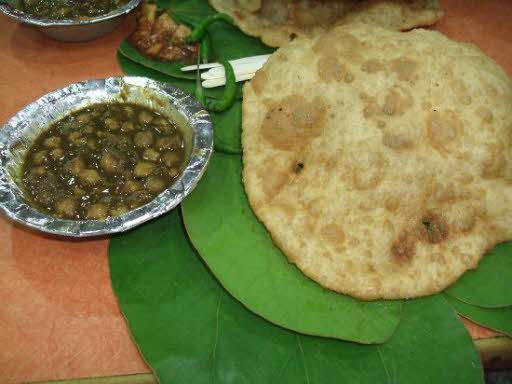 food of Haridwar
