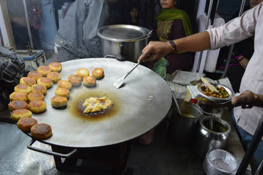 food of Pushkar