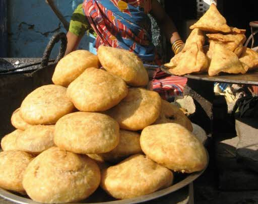 food of Jhansi