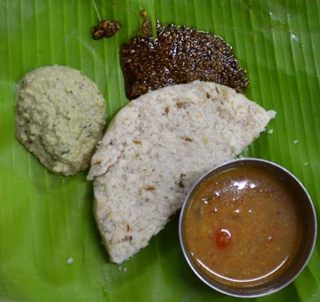 food of Kanchipuram