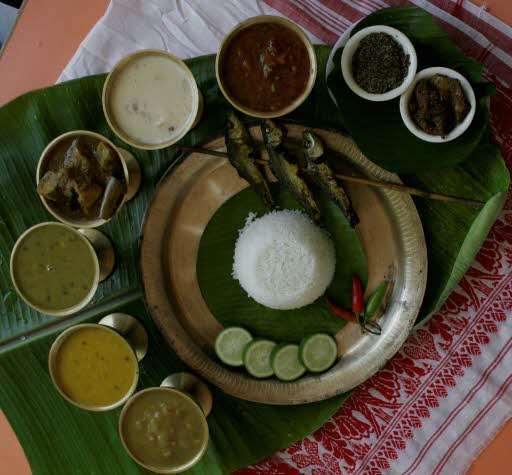 food of Jorhat