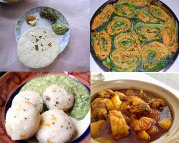 food of Chikmagalur
