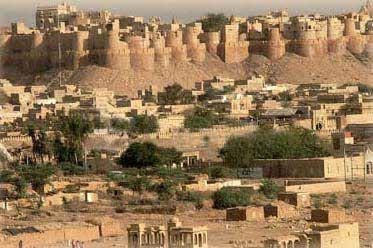 history of Jaisalmer