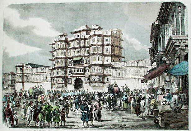 history of Indore