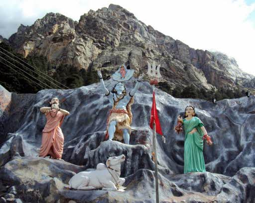 history of Gangotri