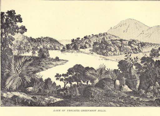 history of Yercaud