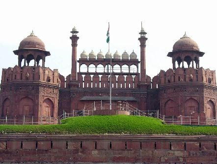 Red Fort Delhi, delhi sightseeing