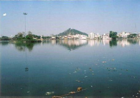 Ranchi Lake, ranchi sightseeing