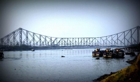 Howrah Bridge Kolkata, kolkata sightseeing