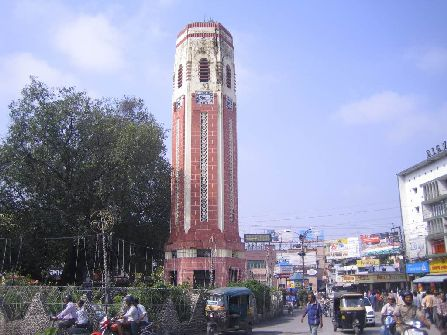 Clock Tower Dehradun, dehradun sightseeing