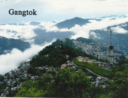 Gangtok, gangtok sightseeing