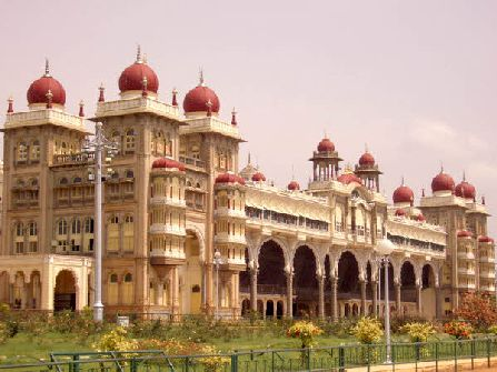 Mysore - City of Palaces
