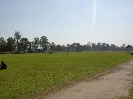 Polo Field Imphal, imphal sightseeing