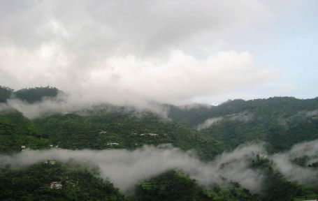 Kasauli - Picturesque Landscapes