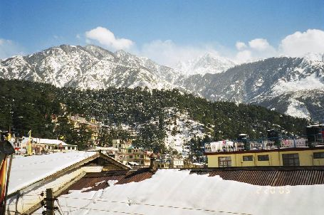 Mcleodganj - Minuscule Tibet in India
