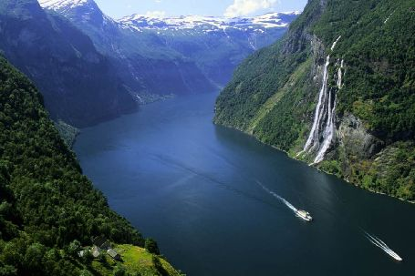 Norway, norway sightseeing