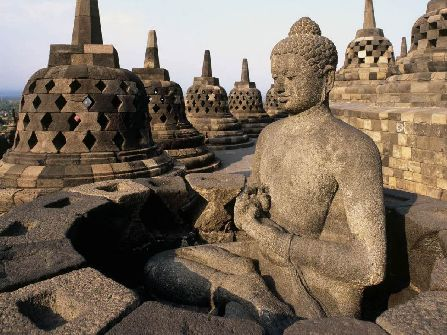Borobudur Indonesia, indonesia sightseeing