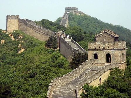 Great Wall Of China, china sightseeing