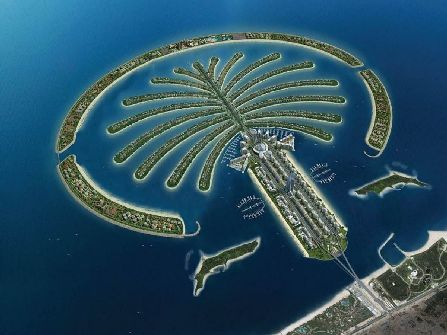 Palm Island Uae, uae sightseeing