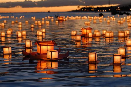 Lantern Floating Hawaii, hawaii sightseeing
