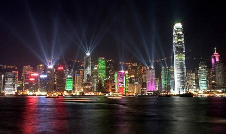 Hong Kong Symphony Of Light, hong kong sightseeing