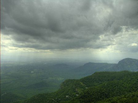 Yercaud Cloudy, yercaud sightseeing