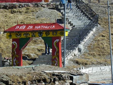 Nathula - Thrilling Mountain Pass