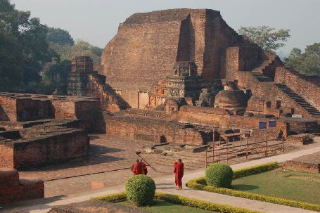 Nalanda - Hot Seat of Knowledge