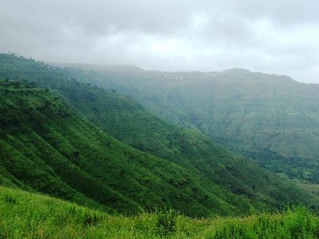 Panchgani - Land of Five Hills
