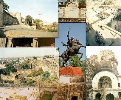 Jhansi City, jhansi sightseeing
